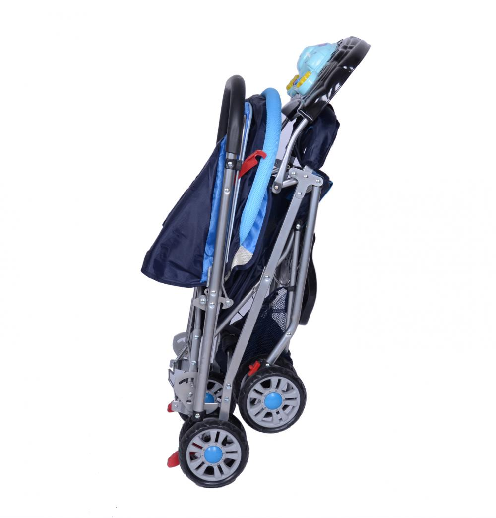 Classic Lightweight Reversible Handle Bar Baby Stroller