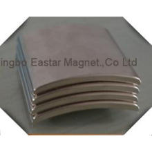 N38uh Neodymium Mortor Magnet with Zinc Plating