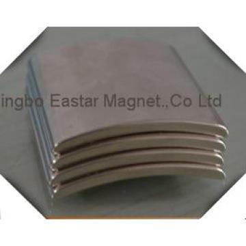 N38uh Neodymium Mortor Magnet with Zinc Plating