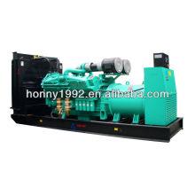 Générateur diesel de puissance principale 200kW 250kVA 50Hz