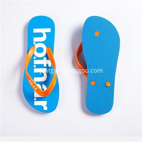 Promotional Outdoor Multicolor Flip Flops 2