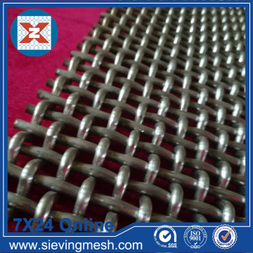 Mesh Wire Crimped Heavy