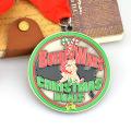 Kids Fiesta Miraculous Award Blank Jiu-Jitsu Judo Medal Custom Wholesale
