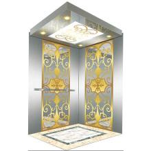 Пассажирский Лифт Лифт Зеркалом Вытравленное Мистер И РСЗО Аксен Ты-K242