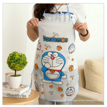 Lovely Bust Apron. Tablier Transparent Cartoon Waterproof