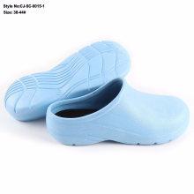 Custom Pantone Color EVA Clog Shoes Hospital Clogs