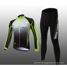 2016 Wholesale kundenspezifische Sublimations-Sport-Jersey-einen.Kreislauf.durchmachenabnutzung