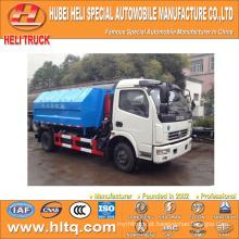 4X2 DONGFENG braço de tração auto-descarregador caminhão de lixo 5m3 95hp excelente qualidade e preço razoável