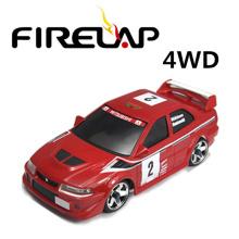 Brinquedo De Plástico 2.4G Bateria RC Brinquedos Carro