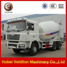 Camión mezclador de cemento pesado Shacman 6X4