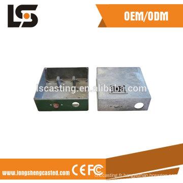 Les produits bon marché faits sur commande d'alliage d'aluminium de Shell de matériel de moulage mécanique sous pression