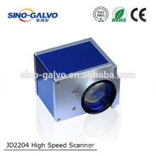 CE approved high speed 10mm input aperture galvanometer drivers