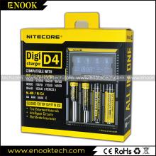 Great Quality Nitecore D4 Charging 4 Batteries