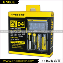 Nitecore D4 Charger Rechargeable Battery for Vape