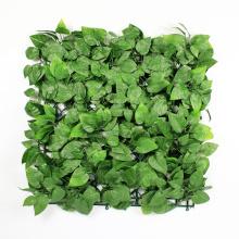 Casa decoración paisajismo estera de follaje artificial para jardín vertical