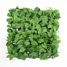 Home decor landscaping artificial foliage mat for vertical garden