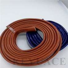 High Performance Silicone Fiberglass Hose Protective Sleeves