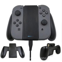 Chargeable Left Right Comfort Hand Grip Holder For Nintendo Switch Joy-Con NS Handle Grip Controller Charger