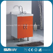 Hot Selling Laundry Home Furniture with Basin