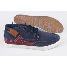 Men Shoes Leisure Comfort Men Canvas Shoes Snc-0215070
