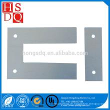 Carbon & Low Silicon Stahlplatte UI Laminierung von Transformator