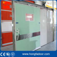 Stainless Steel Air Tight Interior Hospital Sliding Door