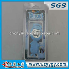 Lovely Angel Souvenir Soft PVC bottle opener