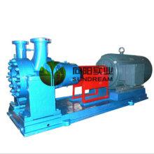 Pompe à huile centrifuge à plusieurs étages