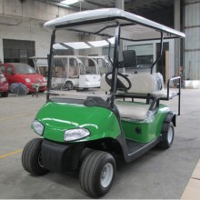 Customized for 2+2 Seaters Golf Carts Hot sale electric golf cart 4 seats supply to Guam Manufacturers
