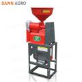 DAWN AGRO Mini molino de arroz Máquina Molienda Criba Planta Costo