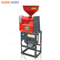 DAWN AGRO Mini Arroz Moinho Máquina De Fresagem De Tela Custo Da Planta
