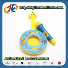 Non Funtion Spielzeug Gitarre und Mikrofon für Kinder