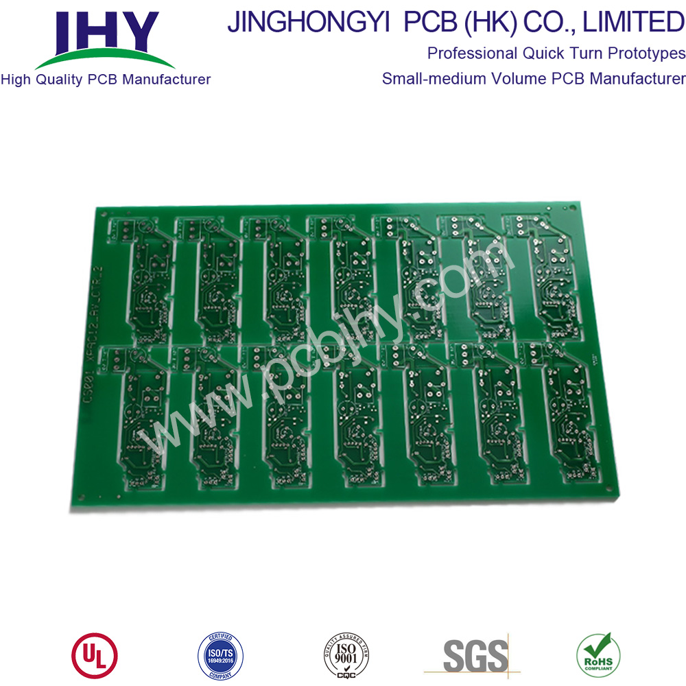 4 Layer FR4 2.4mm PCB Prototype