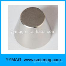 Chinesischer Hersteller magnetisches Material / Neodym-Kegelmagnet