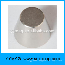 Chinese manufacturer magnetic material/neodymium cone magnet