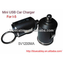 5V1200MA 34mm mini chargeur usb pour iPhone