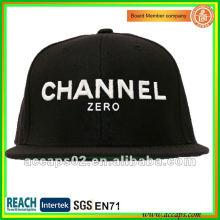100 sombrero snapback de lana SN-1201