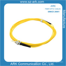 ST / PC-ST / PC Singlemode Simplex Fiber Optic Cable
