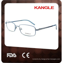 2017 Classical Unisex metal optical eyeglasses & metal optical frame