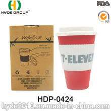 2016 Popular Non-Toxic Environmental Bamboo Fiber Cup (HDP-0424)