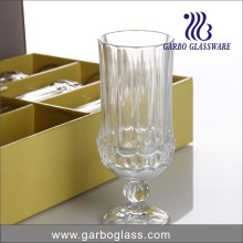 7oz Engraved High Quality Glass with Stem