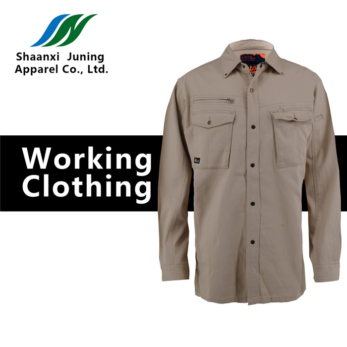 Quality Assurance Clothing