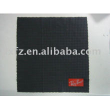 famous branded microfiber glasses cleaning cloth