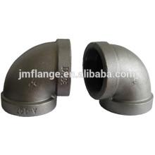 Malleable iron elbow