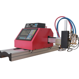 Kos Rendah CNC Portable Plasma Cutting Machine