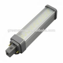 100-240В g24 Сид & CE вел свет Лампа g24d g24 для E27 10W Сид g24 шарика