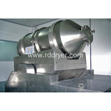 High Efficient Two Dimensional Powder Mixer