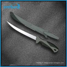 Populaire et bon couteau de filetage de vente dans la diverse taille