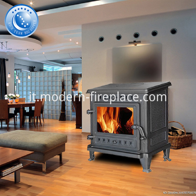Cast Iron Wood Stoves