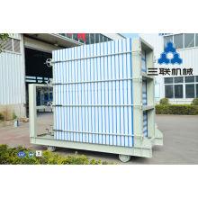 Neue Technologie EPS Sandwich Wand Panel Maschine in China